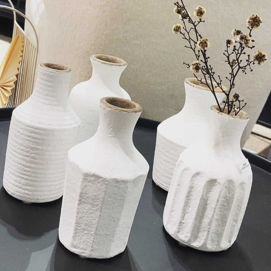 FABRE VASES – Meet the family – a collection of sweet little watertight vases designed by us and handmade in terracotta by local artisans in the Philippines. A concept of rawness and simplicity. . . #terracotta #terracottavases #simplicity #timeless #handmadevases